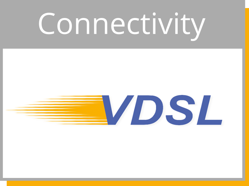 Business VDSL Grafik