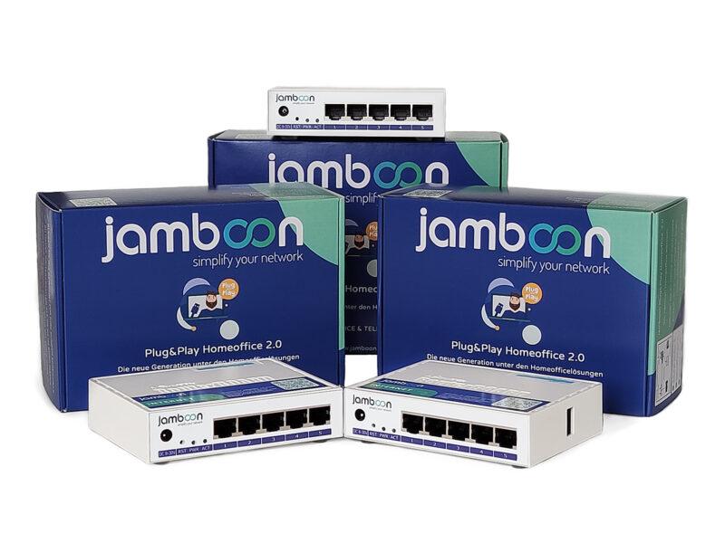 Homeoffice Paket 1 Server + 2 Clients