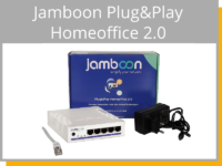 Jamboon Plug&Play Homeoffice 2.0 Server
