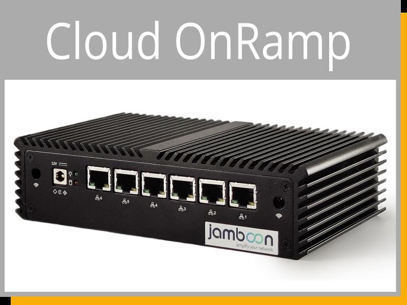 Cloud On Ramp Produkt