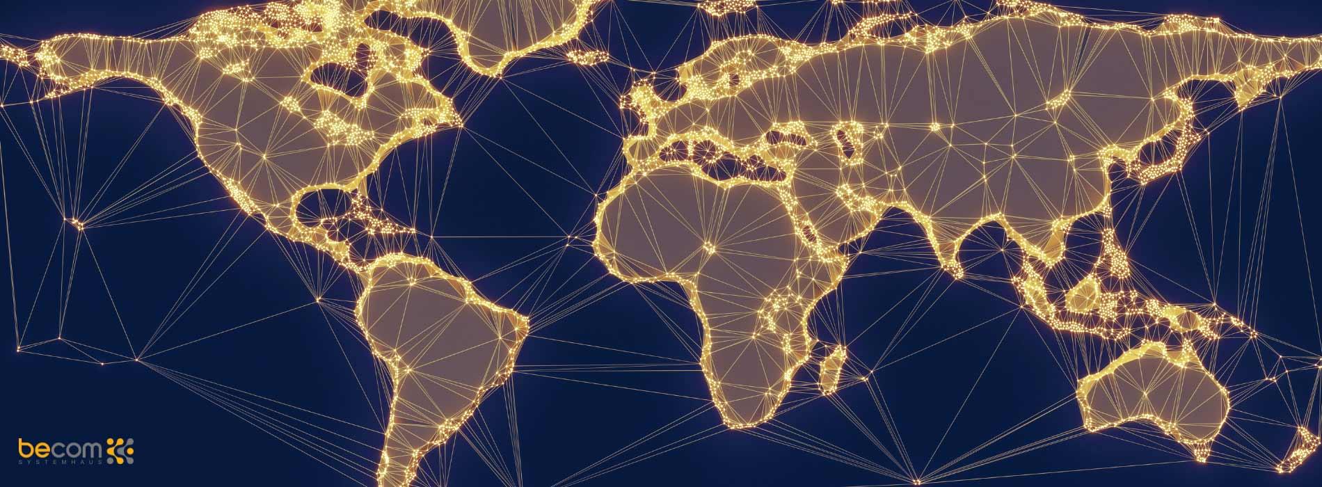 You are currently viewing Technische Möglichkeiten der Standortvernetzung: VPN, MPLS, SD-WAN