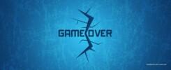 game over grafik